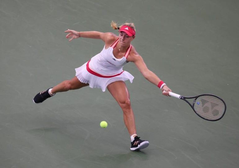 Schlechtes Tennisjahr: Angelique Kerber beschäftigte sich mit Karriereende