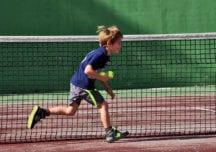 Kein Tennis ohne Ballkinder
