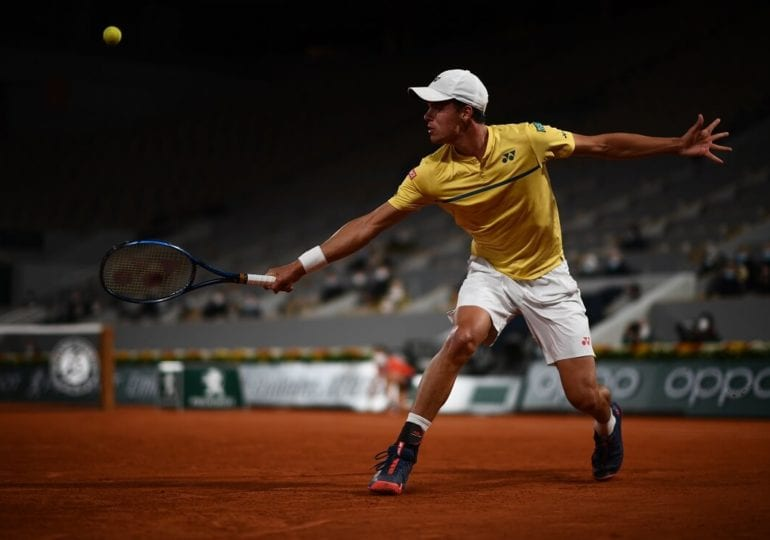 French Open: Daniel Altmaier überzeugt trotz Niederlage