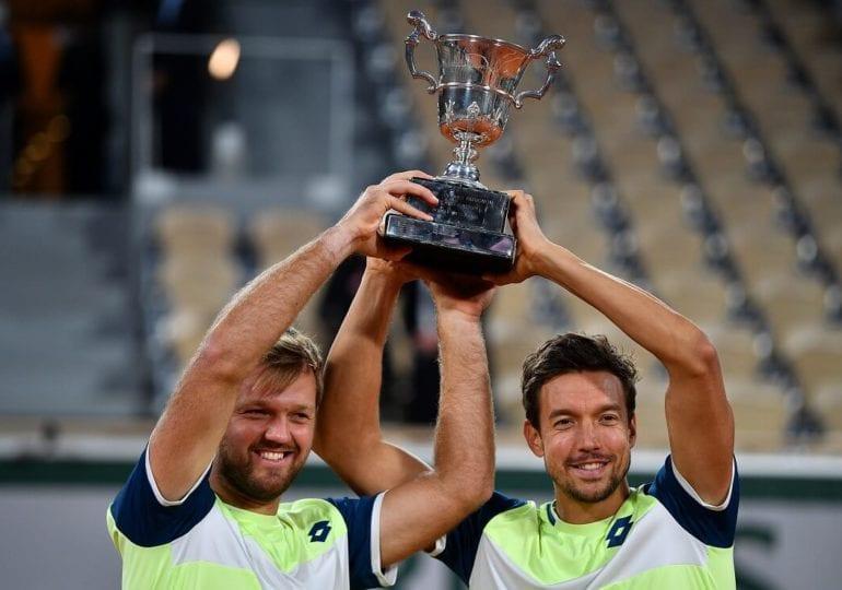 Geschichte geschrieben: Deutsches Herren-Doppel gewinnt erneut die French Open