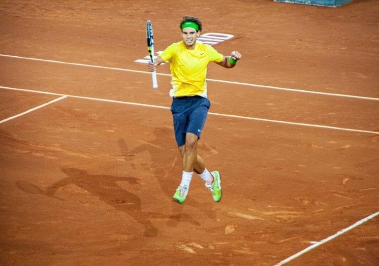 Wird Rafael Nadal jetzt Golfer?