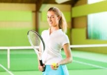In welchen Bundesländern ist Tennis noch erlaubt?