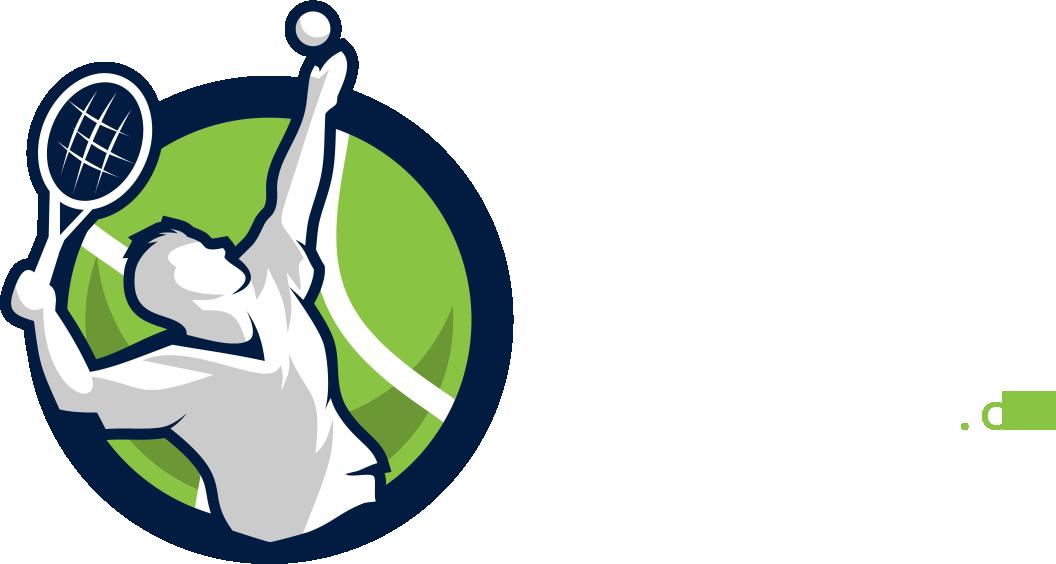 Tennis-Match.de Logo Footer