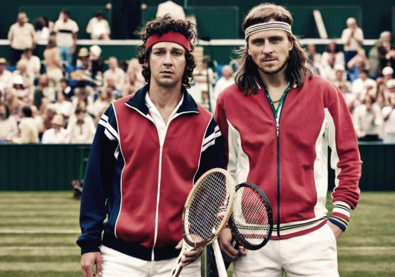 Tennis im Film #1: Borg/McEnroe