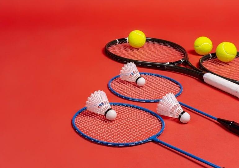Tennis, Squash und Badminton – von Unterschieden und Gemeinsamkeiten