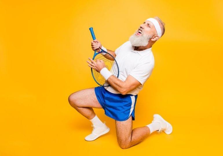 Von Feuerbällen und Milchdusche – Tennis im Musikvideo (Teil 2)
