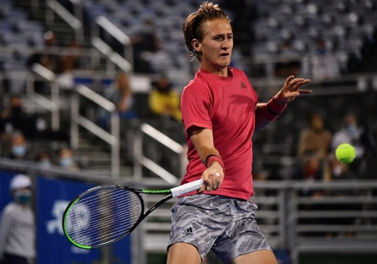 ATP Delray Beach: Youngster Korda im Finale