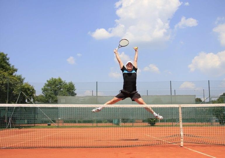 Von Becker-Faust und Moonwalk – Jubel im Tennis