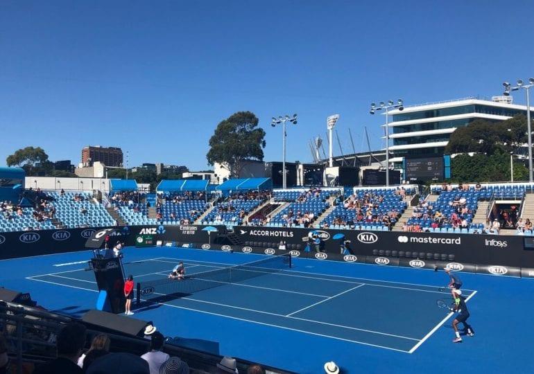 Australian Open: Fast 400.000 Zuschauer dürfen dabei sein
