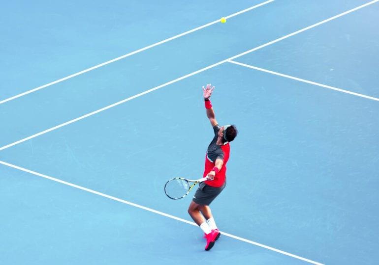 Australian Open: Nadal und drei russische Spieler im Viertelfinale