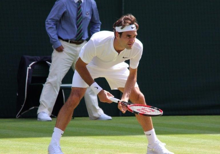 Roger Federer kommt zurück auf die große Tennisbühne