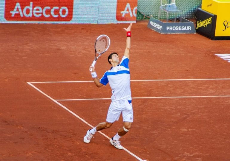 Weltrangliste: Novak Djokovic zieht mit Roger Federer gleich