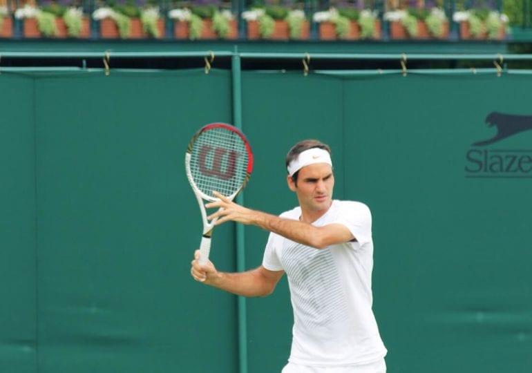 ATP Doha: Roger Federer ist zurück