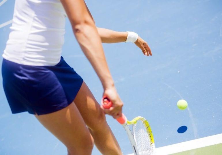 WTA Doha: Angelique Kerber schafft es ins Achtelfinale