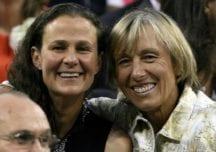 Navratilova und Shriver als unschlagbares Duo – Doppel, die Geschichte schrieben (Teil 5)