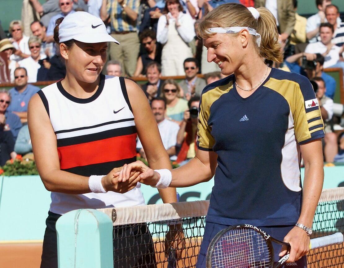 Monica Seles und Steffi Graf im Duell der Besten – Finalmatches für die Ewigkeit (Teil 6)