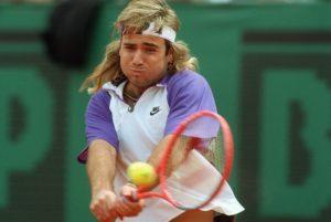 Tennisasse im Porträt: Andre Agassi