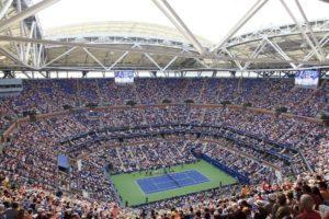 US Open: Vom geschichtsträchtigen vierten Grand-Slam