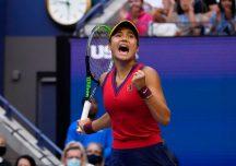 US Open-Siegerin Emma Raducanu setzt neue Maßstäbe – Newcomer, die Großes vorhaben (Teil 8)