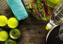 Vor dem Tennismatch: Mit Kohlenhydraten zum Siegertyp